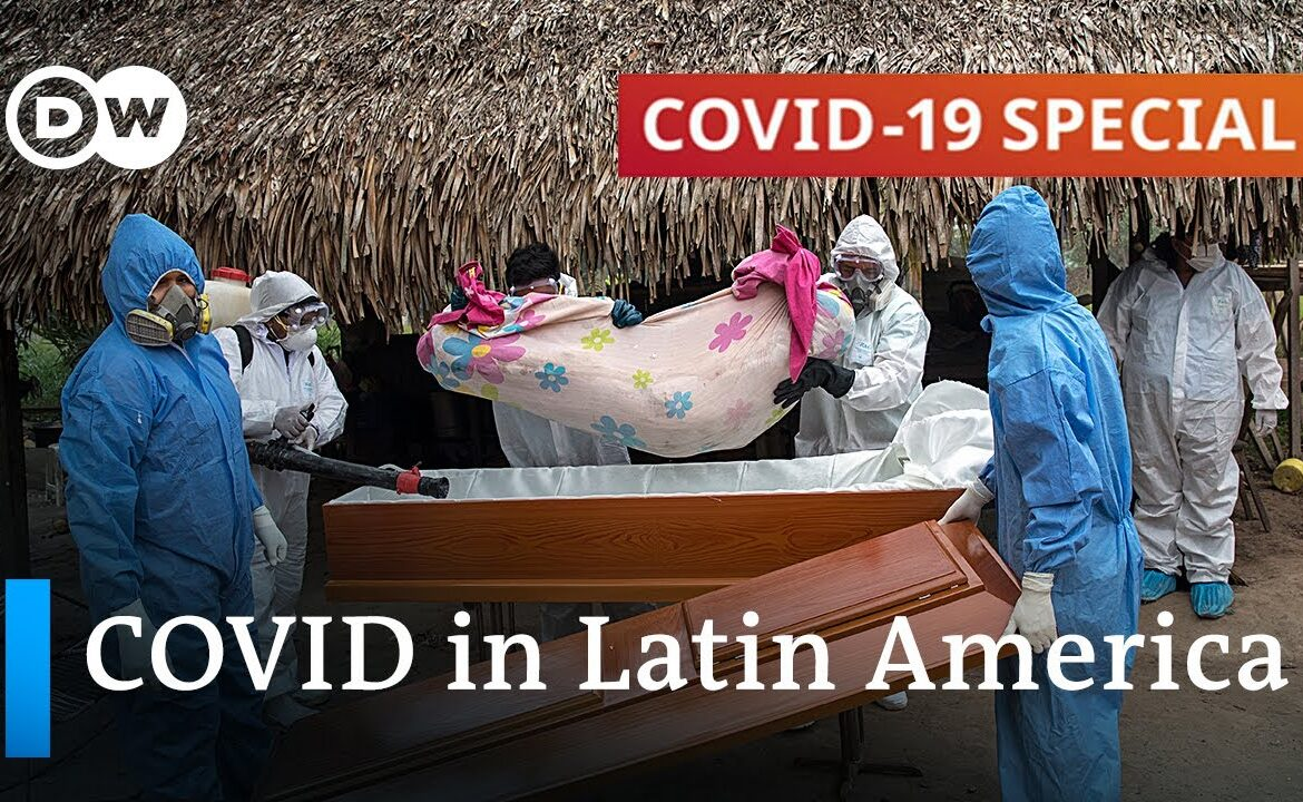 What's behind Latin America's severe coronavirus death toll? | COVID 19 Special
