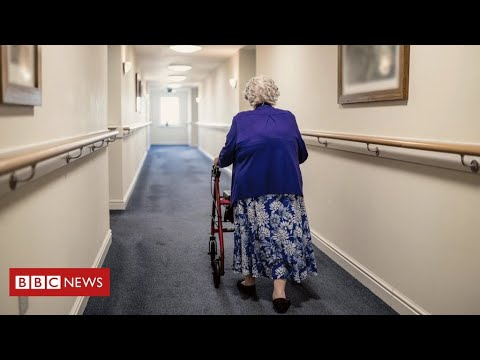 "Coronavirus: anger over huge death toll in ""abandoned"" care homes   BBC News"
