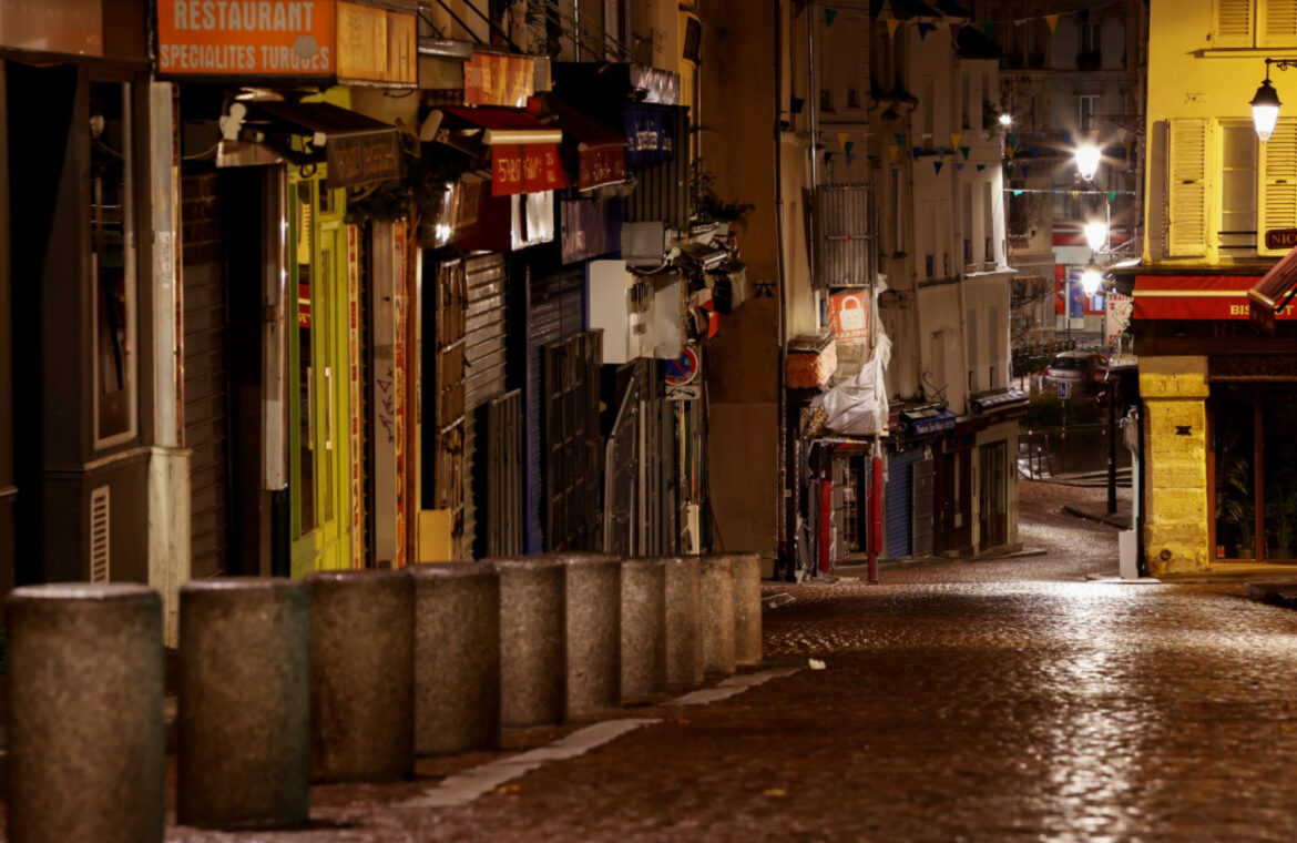 Paris bans nighttime food and drink delivery to tackle worsening COVID 19 crisis