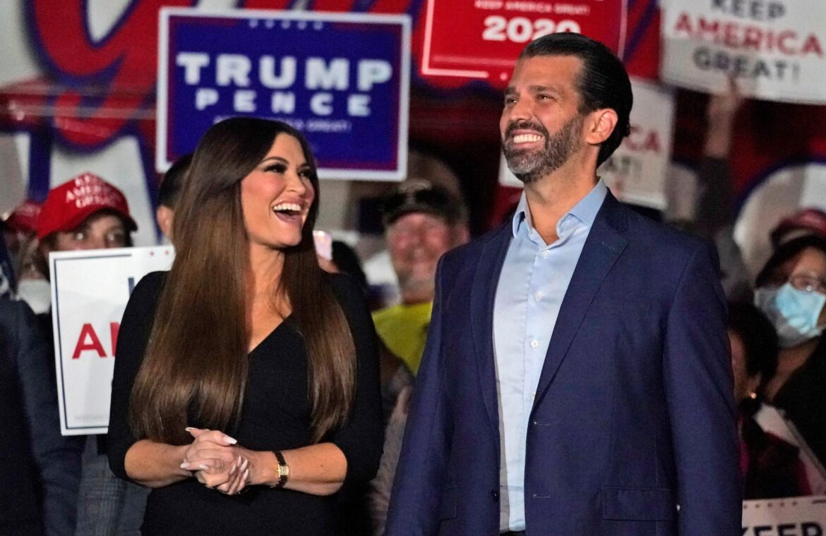 Donald Trump Jr. says he is 'all done with the Rona' and ends his COVID 19 isolation to celebrate Thanksgiving days after announcing his positive test