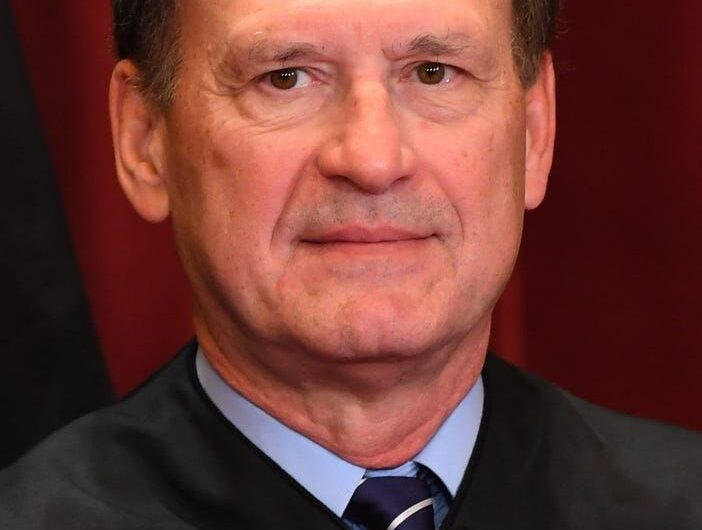 Critics decry Supreme Court Justice Alito's 'nakedly partisan' speech on COVID 19 measures, gay marriage