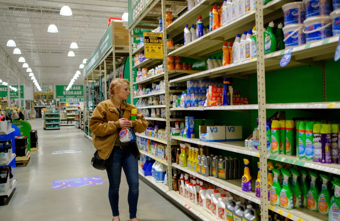 Experts say cleaning surfaces excessively could be overkill for COVID 19, despite a $30 million increase in cleaning product sales