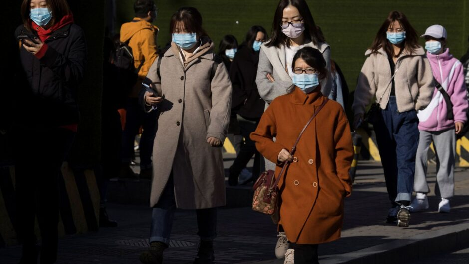 As Covid 19 runs riot across the world, China controls the pandemic