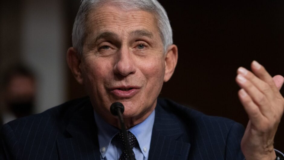 Fauci says Americans should 'double down' on COVID 19 precautions as we reach the final stretch before the first vaccines