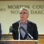 Fargo, North Dakota, mayor clashes with governor over whether the state should require people to wear face masks as COVID 19 cases multiply in the state