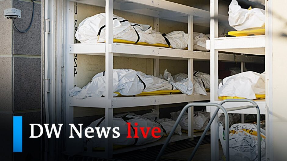 🔴 DW News Live: Breaking news and in depth analysis from around the world