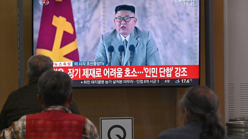 North Korean COVID 19 victims left to die in secret camps: report