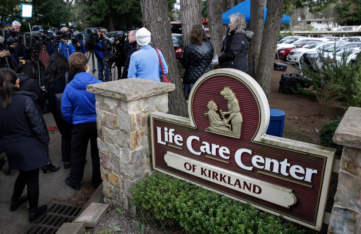 More than 100,000 deaths linked to COVID 19 at long term care facilities