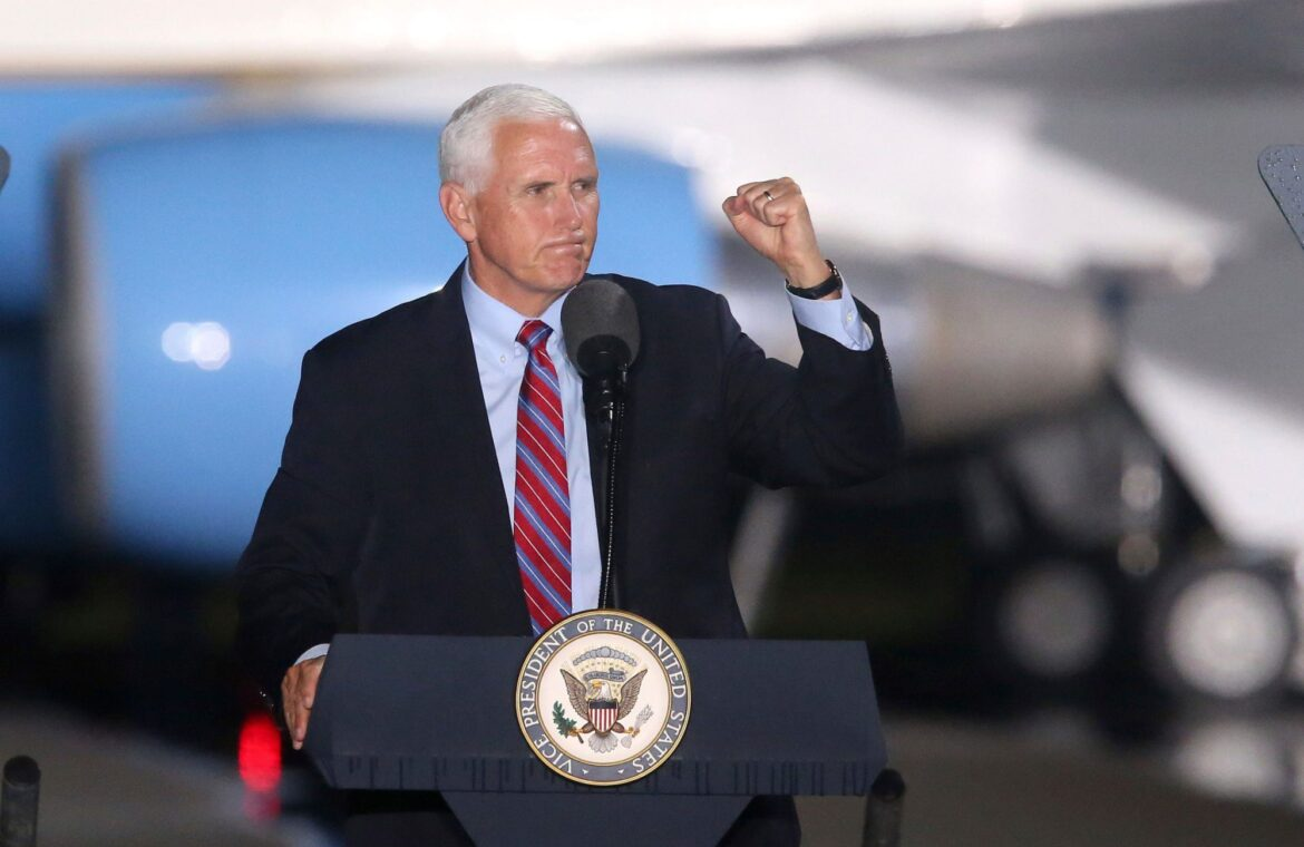 Mike Pence to receive COVID 19 vaccine Friday; Joe Biden will get vaccinated as soon as next week