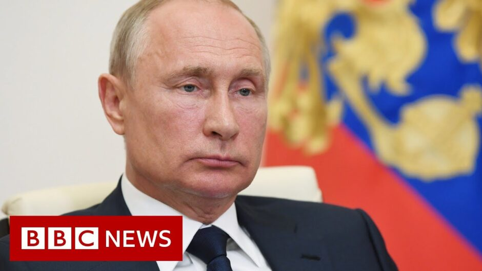 Coronavirus: Putin eases Russian lockdown as cases rise   BBC News