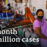 Coronavirus cases in India top 4 million | DW News