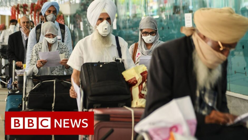 India coronavirus: Massive repatriation operation begins   BBC News