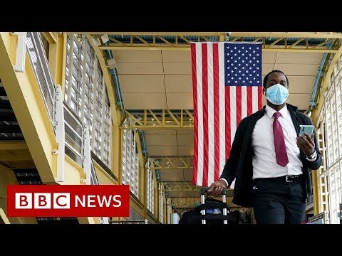 Coronavirus: US in crisis as 33m Americans lose their jobs   BBC News