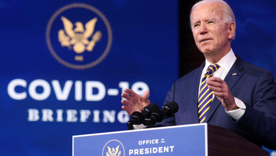 Joe Biden names members of his COVID 19 response team