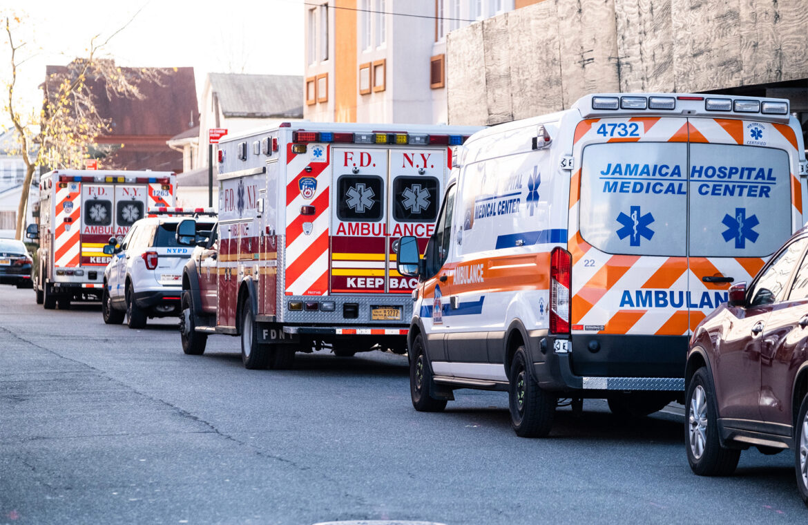 Less than 20% of NYC hospital beds empty amid COVID 19 surge