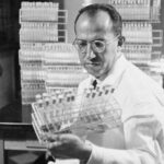 His father developed the polio vaccine. This is what he thinks about COVID 19.
