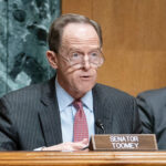 Sen. Pat Toomey urges Trump to sign COVID 19 relief bill