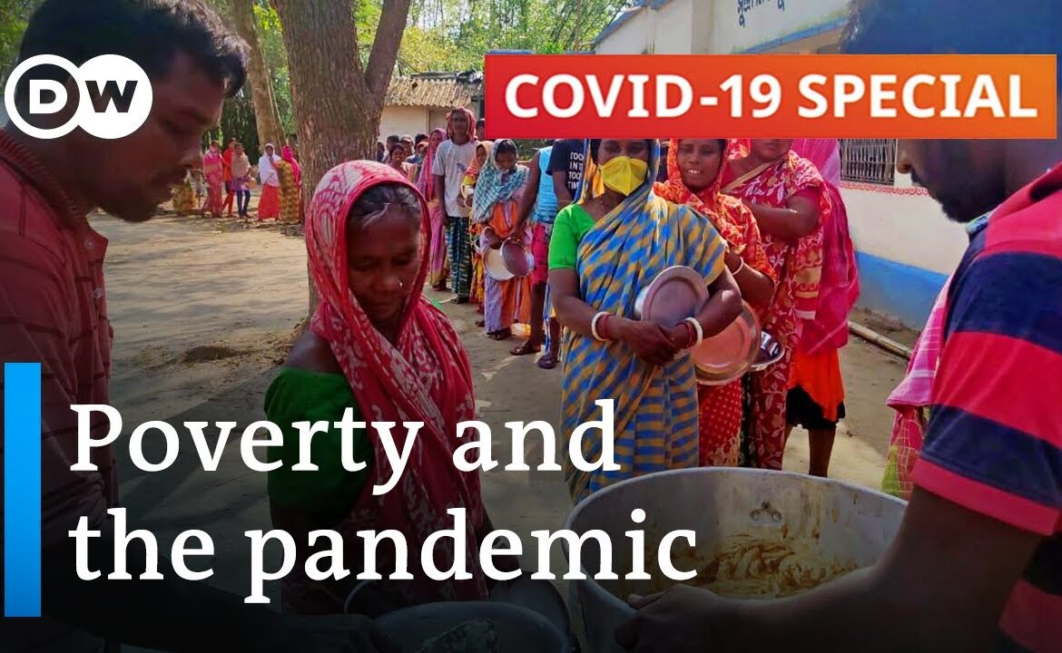 Coronavirus pandemic puts millions at risk of poverty   COVID 19 Special