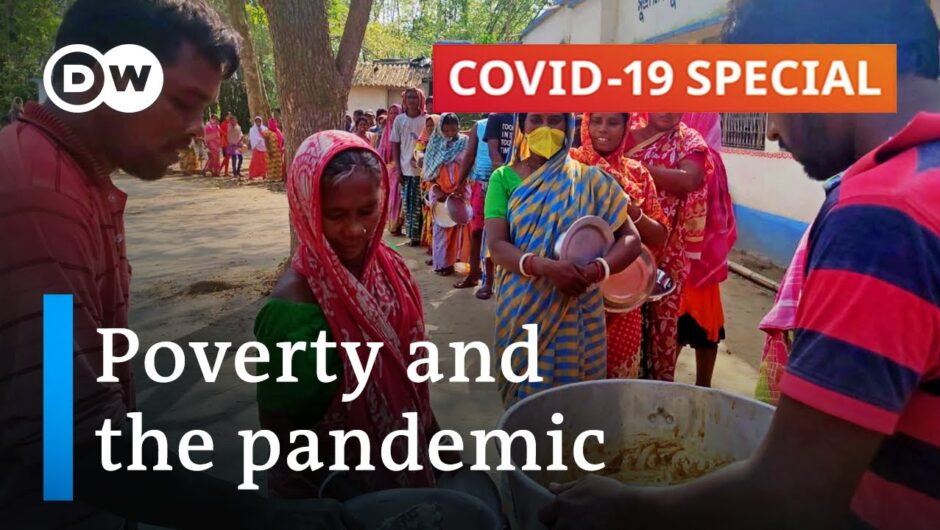 Coronavirus pandemic puts millions at risk of poverty | COVID 19 Special