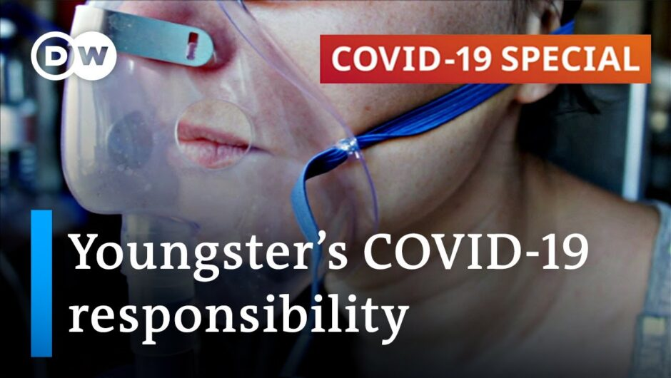 Are young people no longer afraid of the coronavirus? | COVID 19 Special