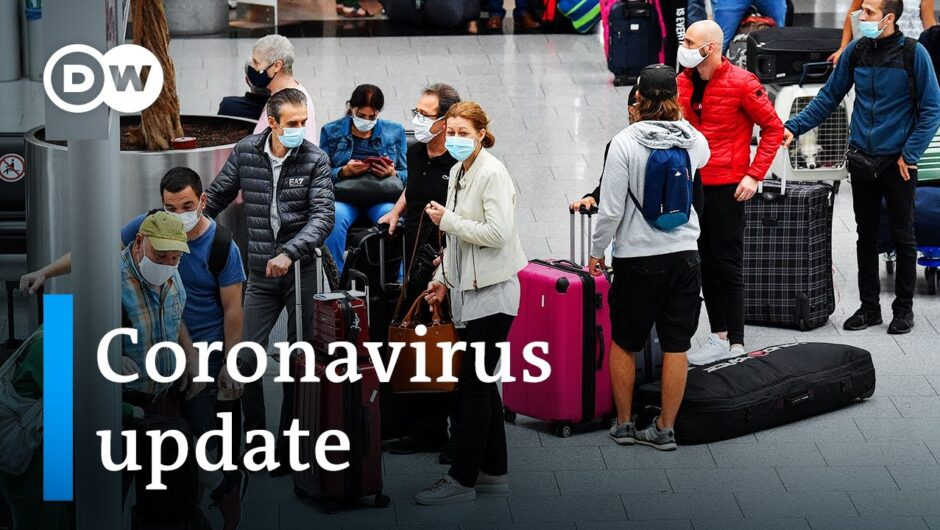 Coronavirus update: The latest COVID 19 news from around the world | DW News