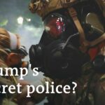 Portland protesters rally against US federal officers   DW News