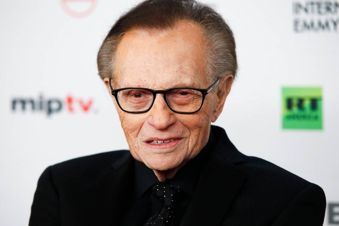 Larry King hospitalized with COVID 19, reports say. He started at Miami Beach station