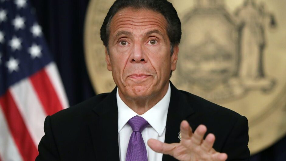 Cuomo asked Pfizer to sell its COVID 19 vaccine directly to New York, as the head of the WHO warns of mounting inequities in vaccine distribution