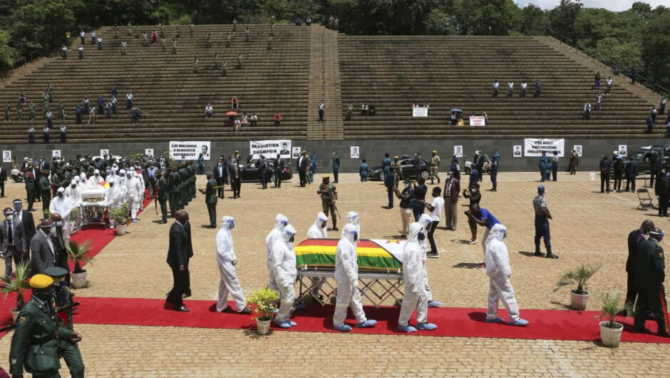 Fourth Zimbabwean Cabinet member dies of COVID 19 in surge