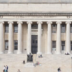 Columbia students stage COVID 19 related tuition strike