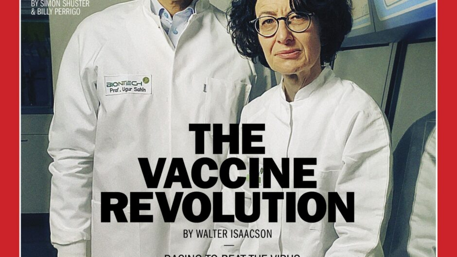 mRNA Technology Gave Us the First COVID 19 Vaccines. It Could Also Upend the Drug Industry