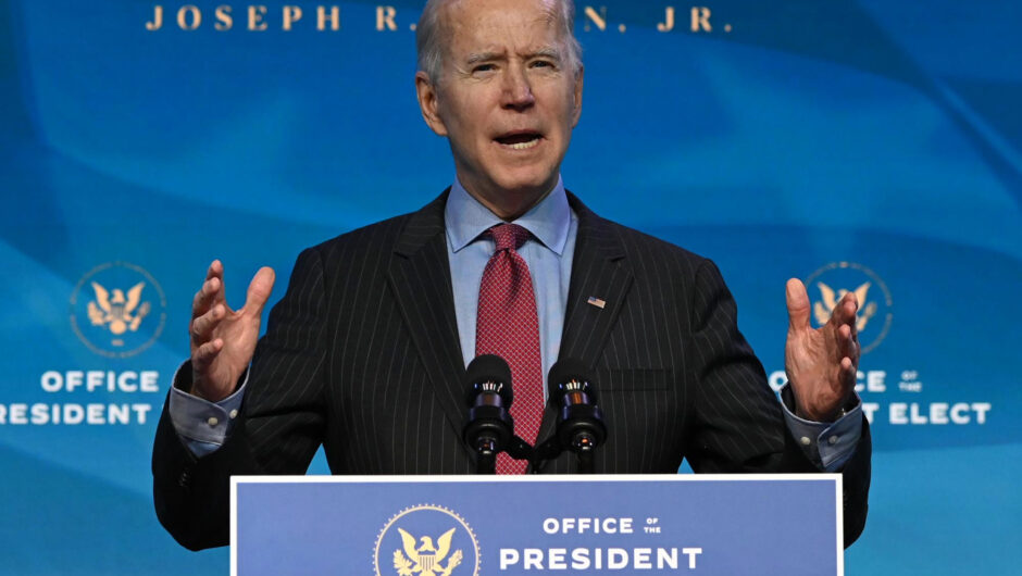 Joe Biden announces $1.9 trillion COVID 19 economic package