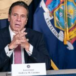 New York Gov. Cuomo is facing calls to resign after a leaked call revealed his administration withheld new COVID 19 nursing home deaths