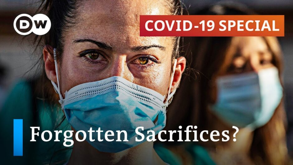 Exploited, exposed and underpaid: Coronavirus healthcare workers left behind | COVID 19 Special