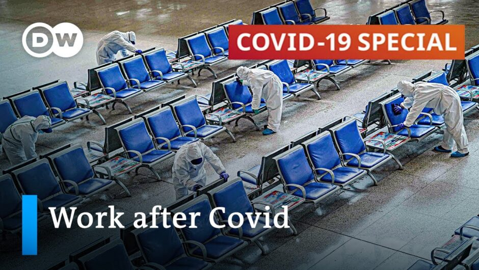 Studies indicate how the coronavirus will shape the future of work | COVID 19 Special