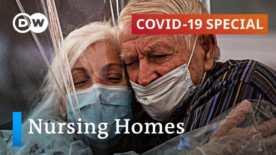 Nursing homes   the invisible epicentres of the coronavirus pandemic | COVID 19 Special