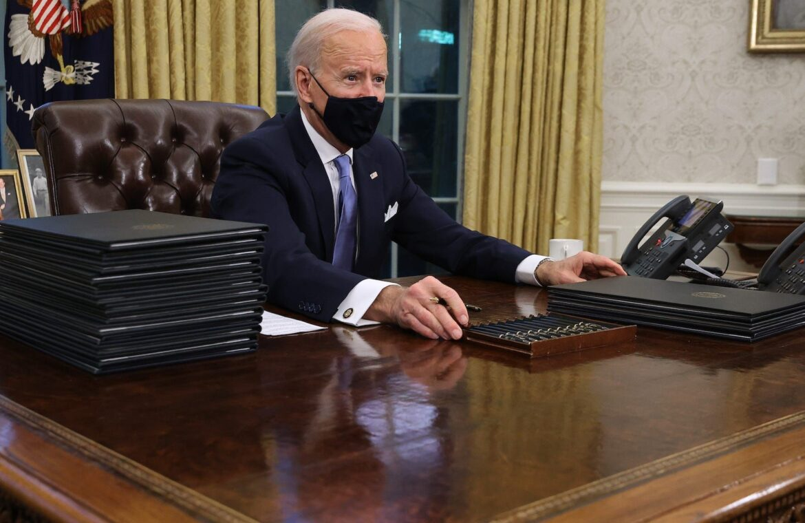 Biden's COVID response team is scrambling to find 20 million coronavirus vaccine doses the Trump administration didn't bother tracking
