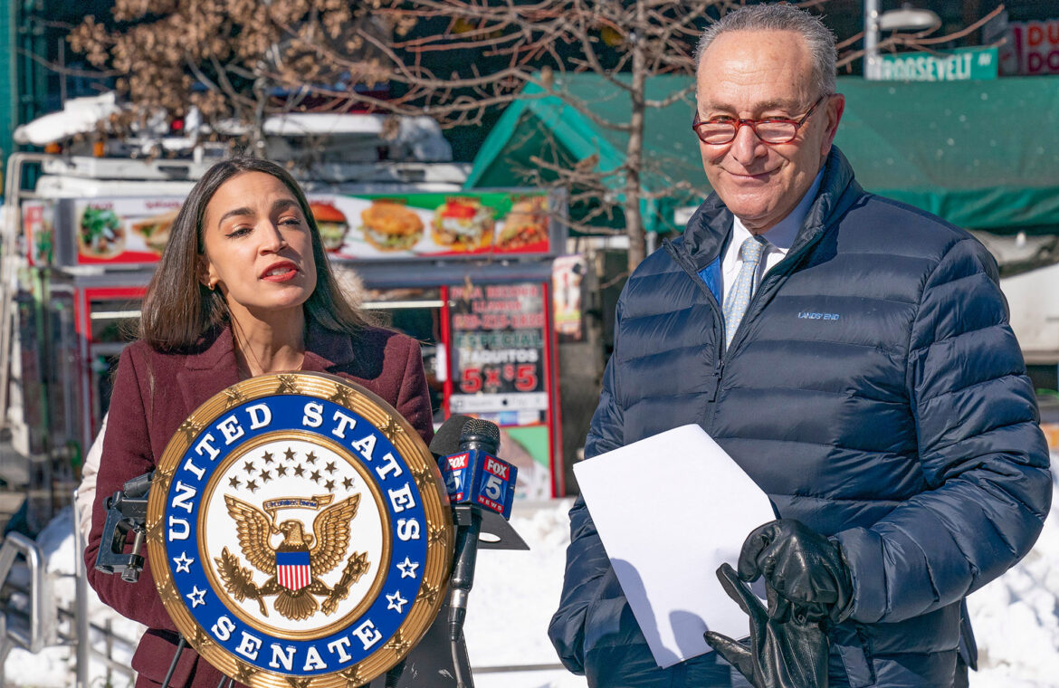 New Yorkers can get $7K for COVID 19 funerals, say Schumer, AOC