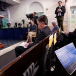 White House imposes COVID 19 testing fee on reporters