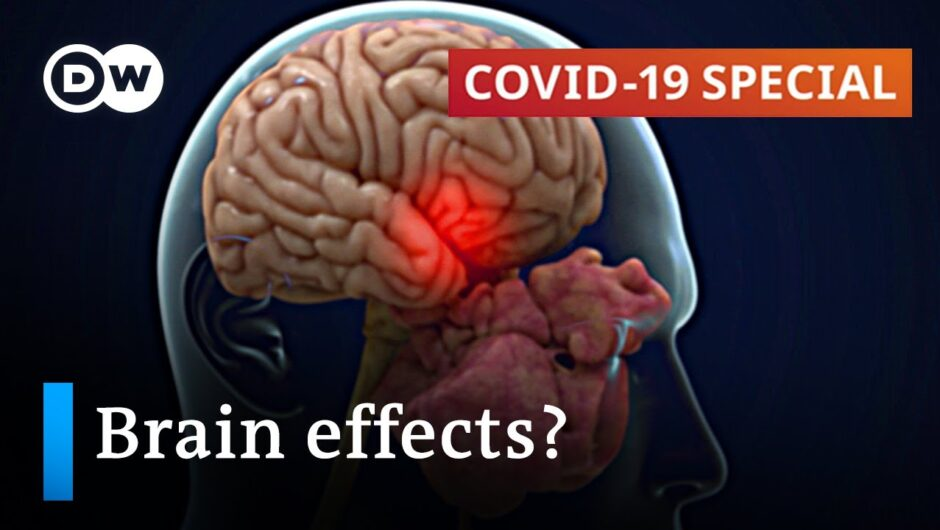 Sensory impairment: How the coronavirus is getting on our nerves | COVID 19 Special