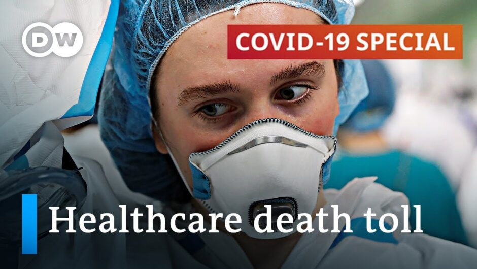 How many healthcare workers have died due to coronavirus? | COVID 19 Special