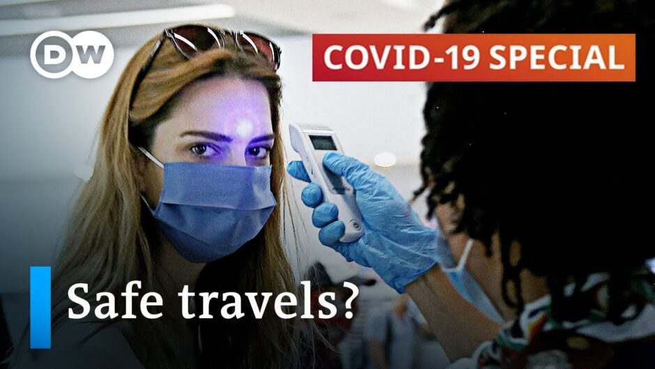 How likely are coronavirus transmissions during flights? | COVID 19 Special