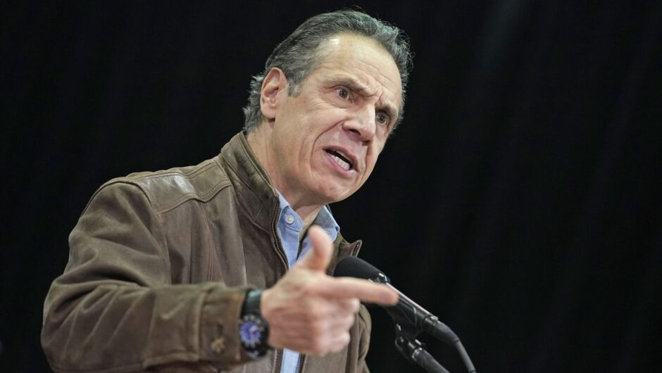 Cuomo advisers reportedly altered July COVID 19 nursing homes report